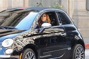 Jennifer Lopez In The Fiat 500 Gucci Commercial