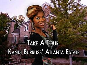 House Tour Tuesday—Inside Kandi Burruss' Palatial New