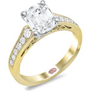 yellow gold engagement ring yellow gold engagement rings images of yellow gold engagement rings