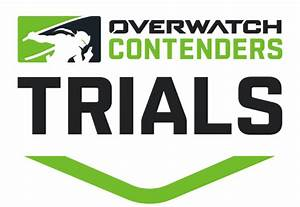 Overwatch Contenders 2018 Season 1 Trials Europe
