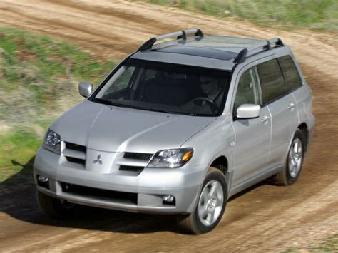 2003 Mitsubishi Outlander Review by 2003 Mitsubishi Outlander Pictures