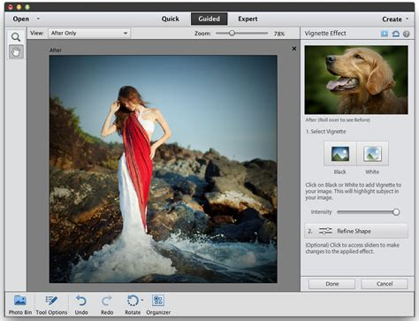 Review Photoshop Elements 11 Updates Interface, Editing