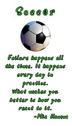 soccer team motto quotes quotesgram