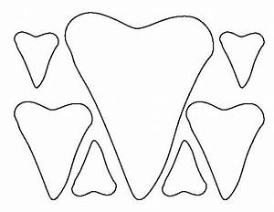 Shark teeth pattern use the printable outline for crafts for Shark teeth template