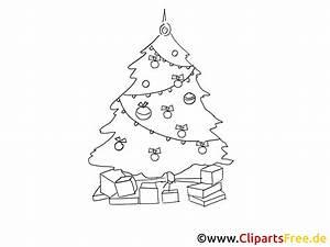Weihnachtsmotive Schwarz Weiß : clipart tannenbaum schwarz weiss ~ Buech-reservation.com Haus und Dekorationen