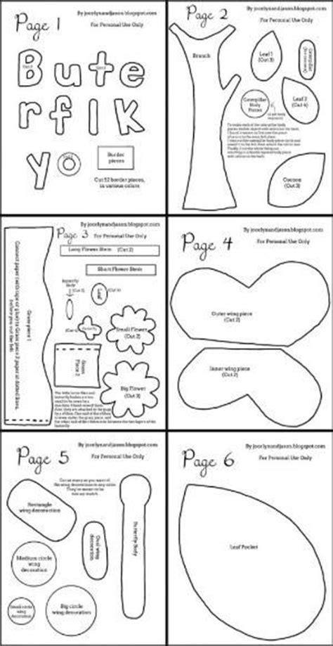printable quiet book templates google search sensory