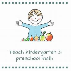 How To Teach Kindergarten And Preschool Math  Kindergarten Lessons