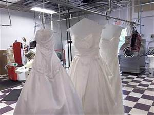 wedding gown With dry cleaning wedding gown