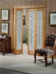 les portes interieures vitrees laissons les interieurs With porte pliante separation piece