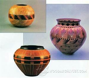 Bowl - Segmented Woodturning Plans • WoodArchivist