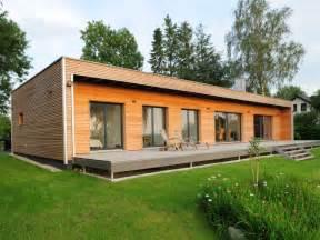 bungalow moderne architektur 3 platz kategorie bungalow haus moderner bungalow baufritz