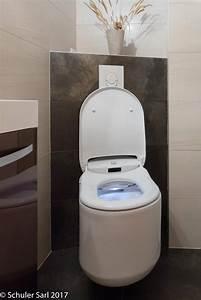 Chasse D Eau Grohe : dursquoun wc japonais grohe sensia arena sur moder with ~ Premium-room.com Idées de Décoration