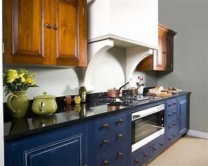 Rustikální styl kuchyně
