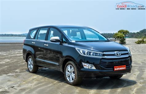toyota innova crysta features explained