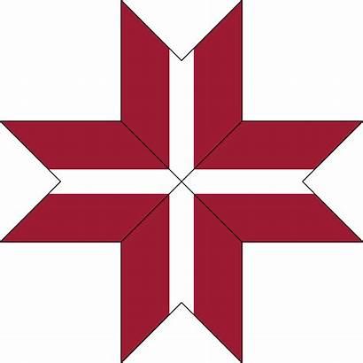 Auseklis Latvian Svg Wikimedia Commons