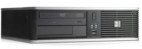 test ordinateur de bureau desktop hp dc7900 small form factor pc