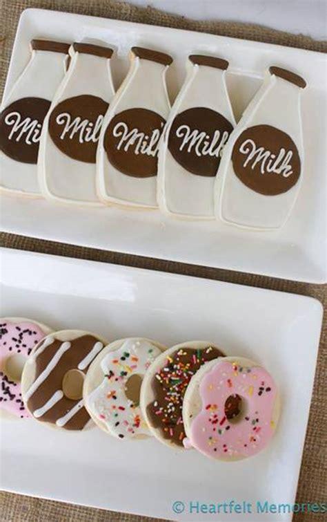 cookies and milk kara 39 s party ideas kara 39 s party ideas milk doughnuts boy girl birthday