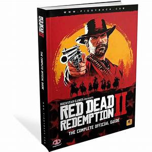 Red Dead Redemption 2  The Complete Official Guide  Paperback