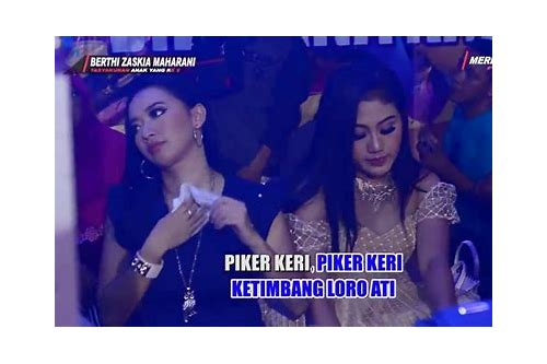 download lagu monata pikir keri