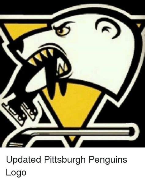 Pittsburgh Penguins Logo Pics Updated Pittsburgh Penguins Logo Meme On Me Me