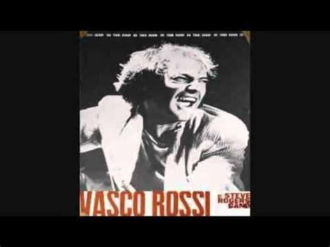 Testo La Strega Vasco by Vasco Live In Cesena 1981 La Strega
