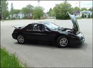 Pontiac Fiero Electric Car