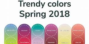 Trendfarben 2018 Mode : modefarben 2018 textilwaren magazin ~ Watch28wear.com Haus und Dekorationen