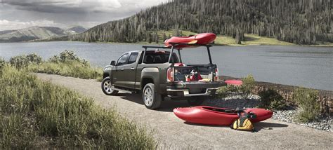 gmc canyon accessories   nutshell