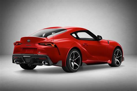 Images Of 2020 Toyota Supra by 2020 Toyota Gr Supra Priced At 49 990 Autoevolution