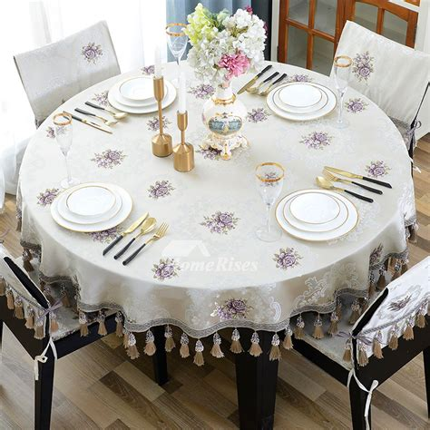 tablecloths  sale bluewhite    polyester