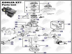 16hp Kohler Engine Parts Diagram
