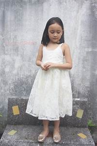 lace flower girl dress ivory flower girl dress rustic With destination wedding flower girl dress