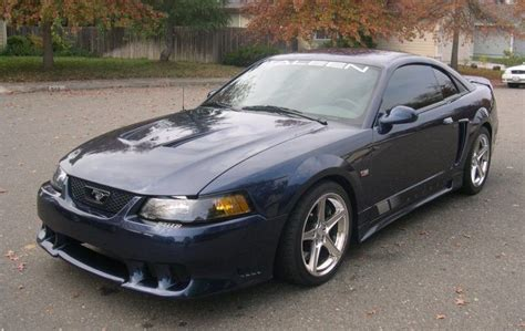 2001 Ford Mustang Saleen S281 Review