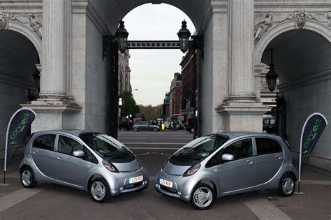 Electric Cars Are Becoming An Economically Rational Choice