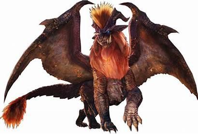 Monster Teostra Hunter Mhw Render Wiki Fandom