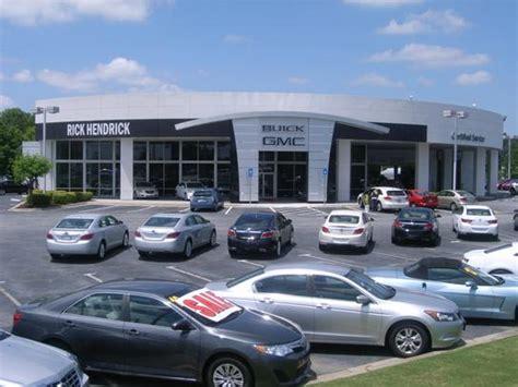 Hendrick Buick Gmc by Rick Hendrick Buick Gmc Car Dealership In Duluth Ga 30096