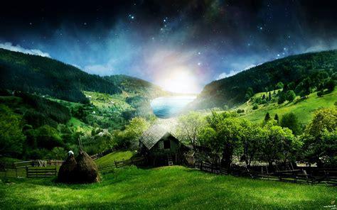 Best Of Fantasy Landscape Photo Manipulation - Personal ...