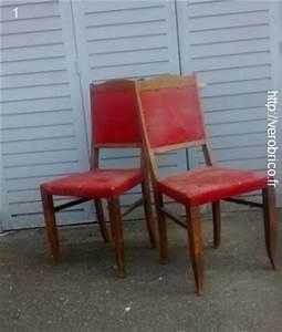 Tapisser Une Chaise : relooker une chaise le coin bricolage de v robrico ~ Melissatoandfro.com Idées de Décoration