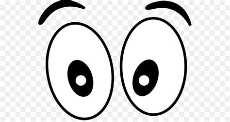 Eye Black and white Clip art Eyes Outline Cliparts png