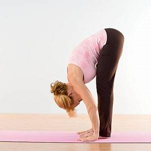 Standing Forward Bend Yoga | standing forward bend yoga ...
