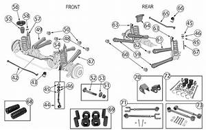 Diagrams For Jeep    Suspension Parts    Grand Cherokee Zj