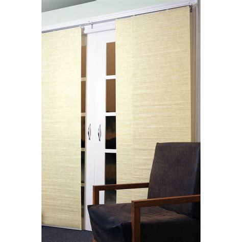 chicology adjustable sliding panel cordless shade