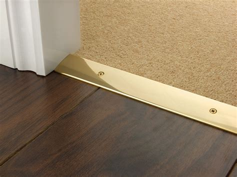 carpet hard floor transitions quality joiner  pins