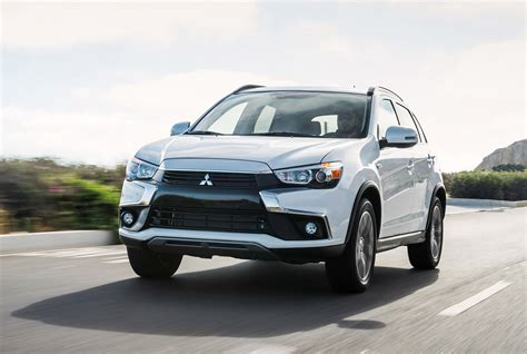 Mitsubishi Outlander Ratings by 2016 Mitsubishi Outlander Review Ratings Specs Prices