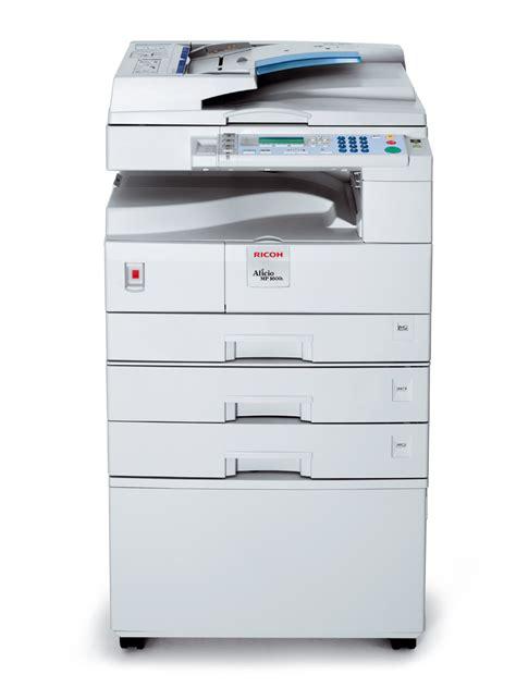 photocopieur bureau ricoh aficio mp 1600 photocopieurs noir et blanc de