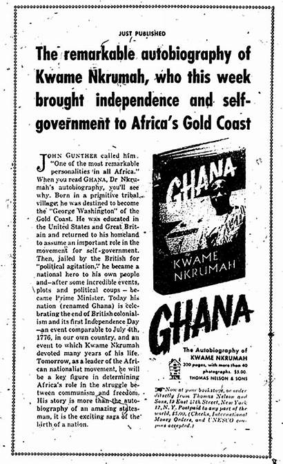 Ghana Manufacturers Chocolate Ad Supplement Fascinating Courier