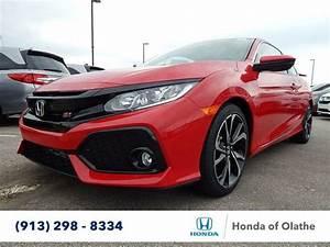 New 2019 Honda Civic Si Coupe Manual In Kansas City
