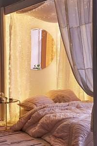 27, Cool, String, Lights, Ideas, For, Bedrooms