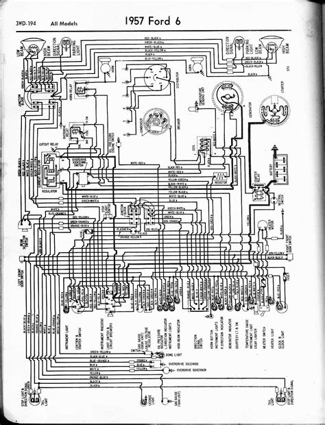 Ford Truck Wiring Diagram Enthusiasts Forums