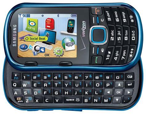 New Verizon Samsung U460 Intensity 2 Qwerty Basic Phone